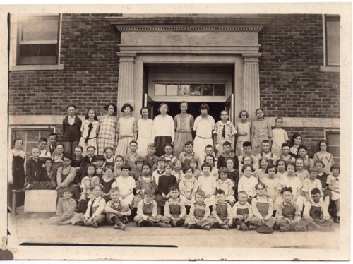 Lecompton Grade School, District 36, Lecompton, Kansas - Page