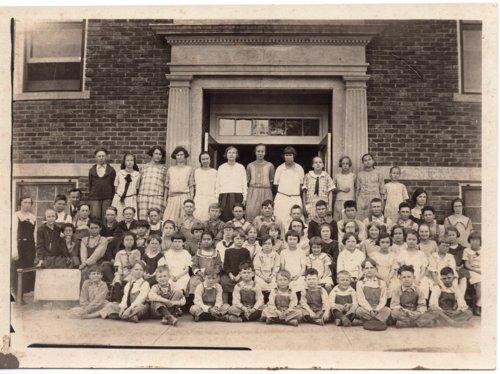 Lecompton Grade School, District 36, Lecompton, Kansas - Page