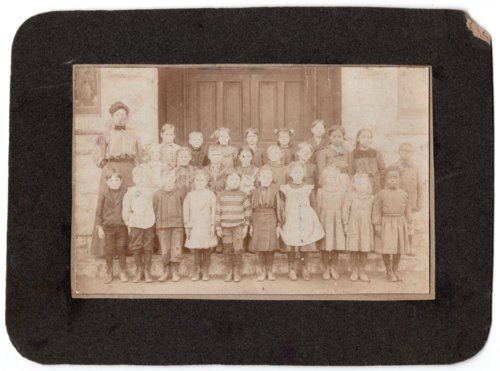 1905 Lecompton First Grade, Lecompton, Kansas - Page