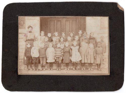 1905 Lecompton First Grade, Lecompton, Kansas - Page