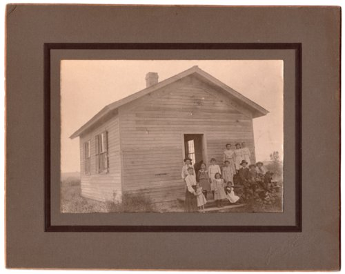 Starr and Young School District No. 19, Lecompton township, Douglas County, Kansas - Page