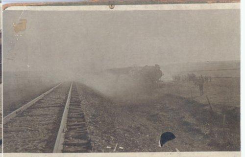Wreck of Rock Island #7 near Smith Center, Kansas - Page