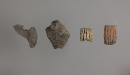 Ceramic Handles from the Sharps Creek Site, 14MP408 - Page
