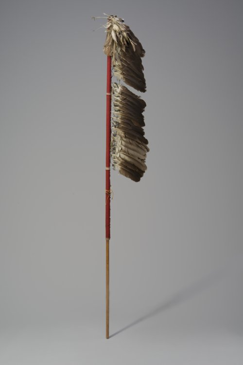 Cheyenne War Lance - Page