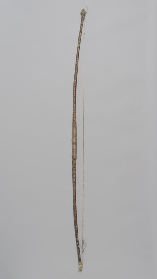 Shoshone or Plains Indian Bow - Page