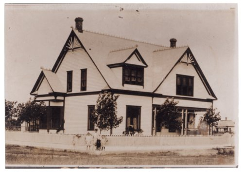 Thomas Ryan home in Brownell, Kansas - Page
