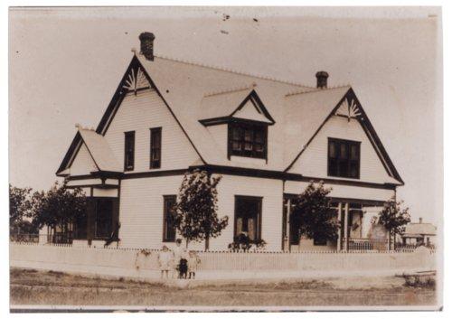 Thomas Ryan home in Brownell, Kansas - Page