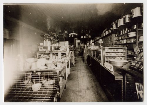 Ryan Hardware store in Brownell, Kansas - Page
