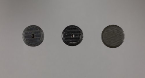 Rubber Buttons from the Thomas Johnson/Henry Williams Dugout Site, 14GH102 - Page