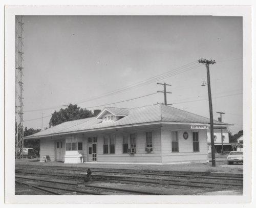 Missouri Pacific Railroad depot, Coffeyville, Kansas - Page