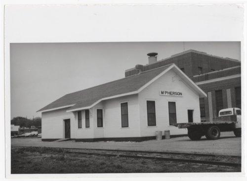 Union Pacific Railroad Company depot, McPherson, Kansas - Page