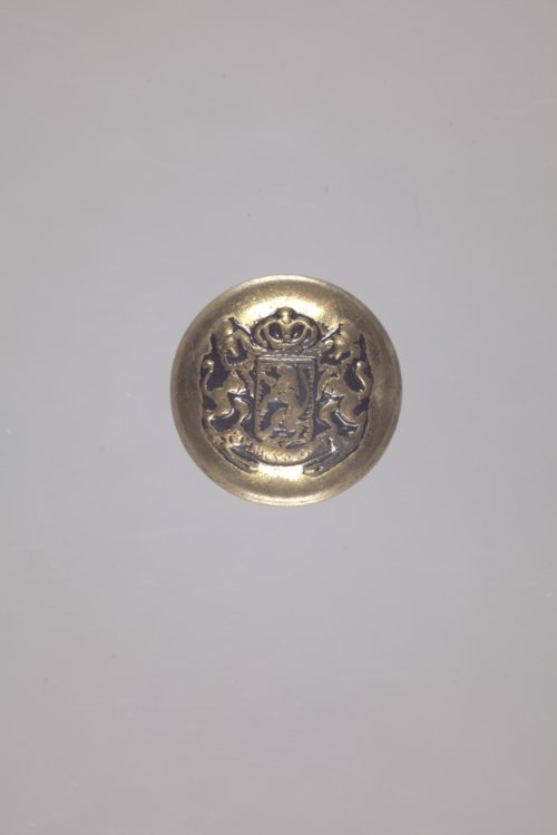 Brass Button from the Minneapolis Site, 14OT5 - Page
