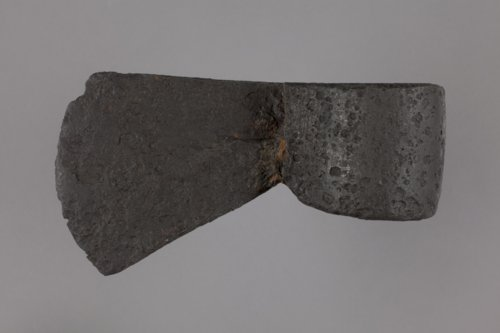 Belt Style Axe from Hard Chief's Village, 14SH301 - Page