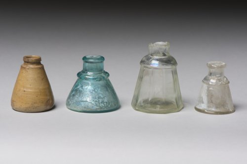 Ink Bottles from Fort Hays - Page