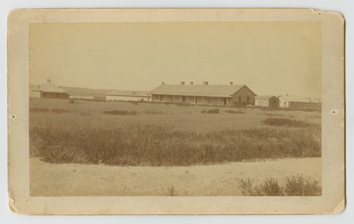 Buildings at Fort Wallace, Kansas - Page