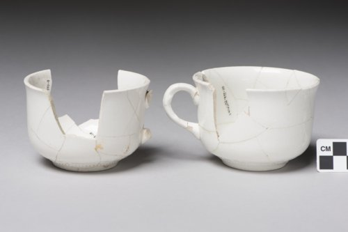 Coffee Cups from the Thomas Johnson/Henry Williams Dugout Site, 14GH102 - Page