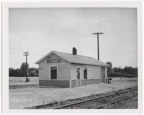 St. Louis-San Francisco Railway depot, Riverton, Kansas - Page