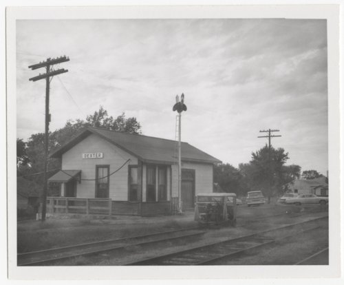 Missouri Pacific Railroad depot, Dexter, Kansas - Page