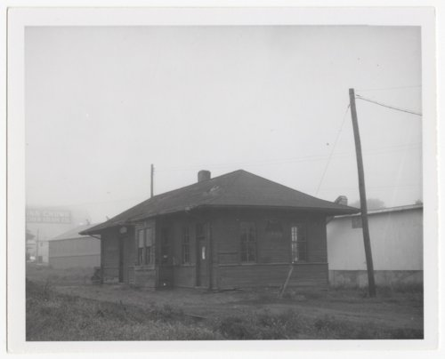 Chicago, Rock Island & Pacific Railroad depot, Bern, Kansas - Page