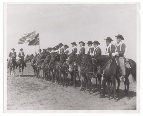 7th Cavalry drill team, Fort Wallace, Wallace County, Kansas - Page