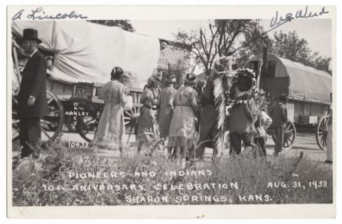 70th anniversary celebration of Wallace County, Kansas - Page