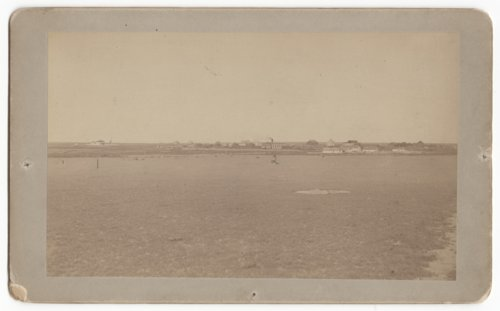 Panoramic view of Wallace, Wallace County, Kansas - Page