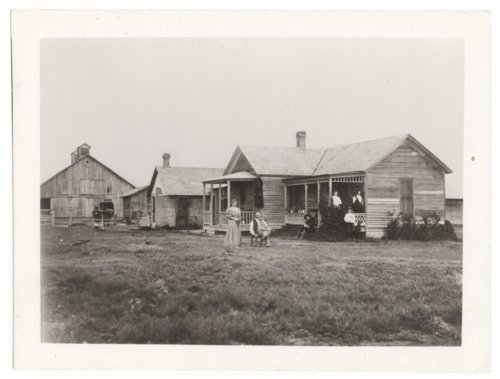 First residence of the Peter Robidoux family, Wallace County, Kansas - Page