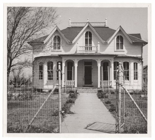 Peter Robidoux home, Wallace, Wallace County, Kansas - Page