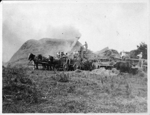 Threshing, Shawnee County, Kansas - Page