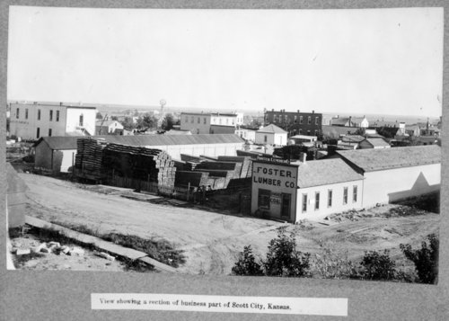 Foster Lumber Company, Scott City, Kansas - Page