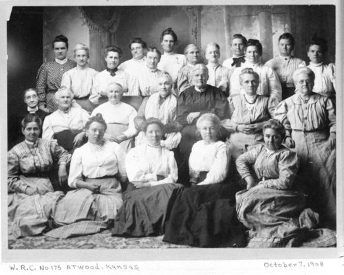 Women's Relief Corp, no. 175, Atwood, Rawlins County, Kansas - Page