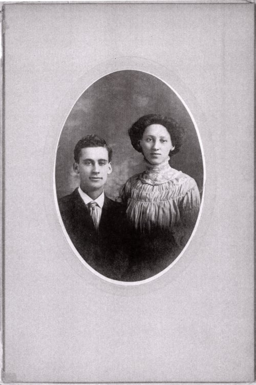 John Carl Hancuff and Edith Irene Chase - Page