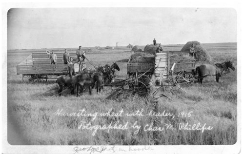 Harvest, Lane County, Kansas - Page