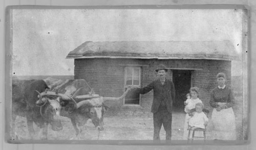 H.T. Hineman family sod house, Lane County, Kansas - Page