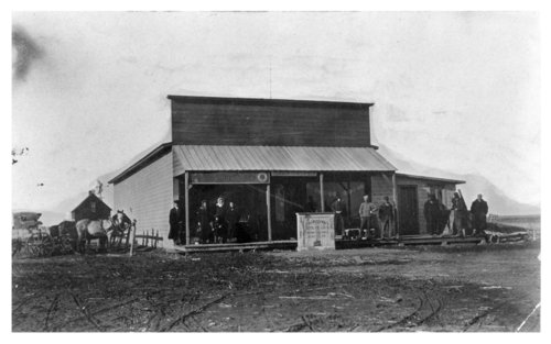Boltx Store, Amy, Lane County, Kansas - Page