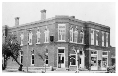 First National Bank building, Dighton, Lane County, Kansas - Page