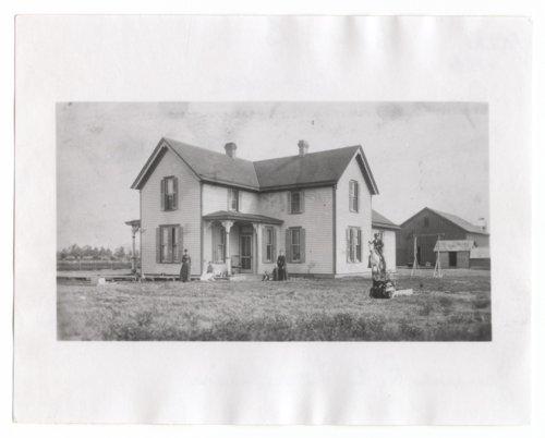 John O'Loughlin's ranch home, Kearny County, Kansas - Page