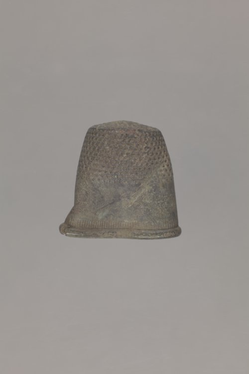 Thimble from Fort Harker - Page