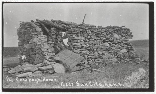 Cowboy's Home, Sun City, Kansas - Page