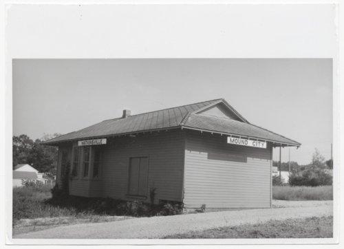 Missouri Pacific Railroad depot, Mound City, Kansas - Page