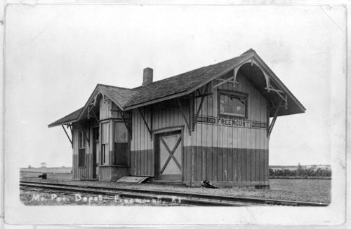 Missouri Pacific Railroad depot, Fremont, Kansas - Page