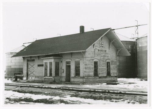 Atchison, Topeka & Santa Fe Railway Company depot, Windom - Page