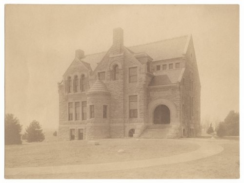 Boswell Hall at Washburn University, Topeka, Kansas - Page