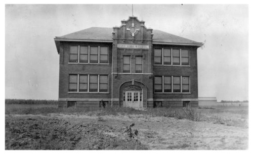 High School, Kipp, Kansas - Page