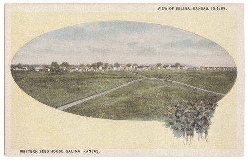 Western Seed House, Salina, Kansas - Page