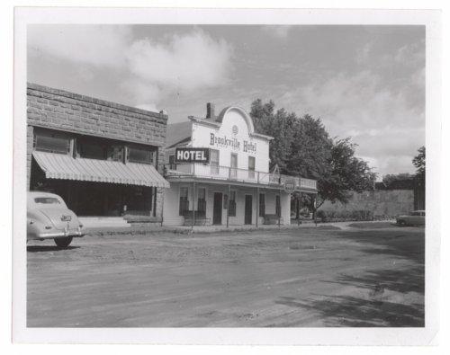 Brookville Hotel, Brookville, Kansas - Page