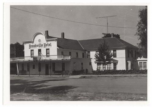Brookville Hotel, Brookville,Kansas - Page