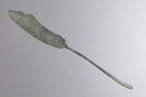Master Butter Knife from the Thomas Johnson/Henry Williams Dugout Site, 14GH102 - Page