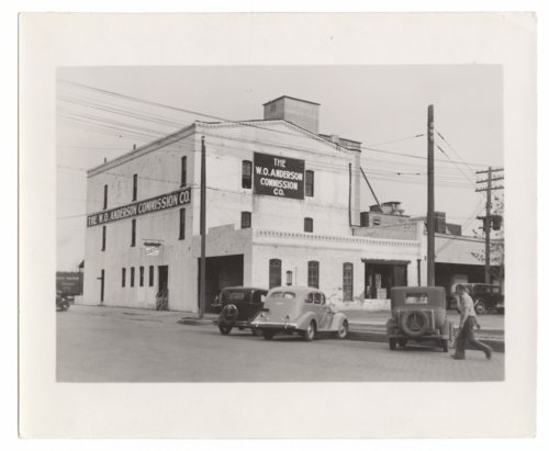 W. O. Anderson Commission Company building, Salina, Kansas - Page