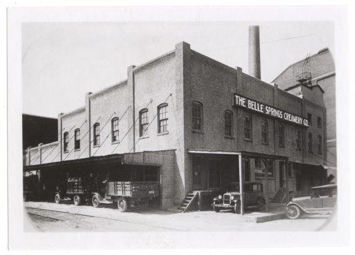 Belle Springs Creamery Company, Salina, Kansas - Page